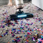type of professional carpet cleaning